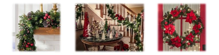Holiday Decorations Donations
